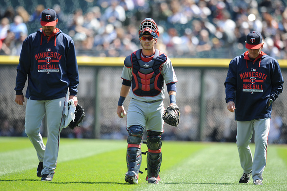 MLB: APR 11 Twins at White Sox