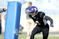 NCAA FOOTBALL: APR 04 Northwestern Spring Game