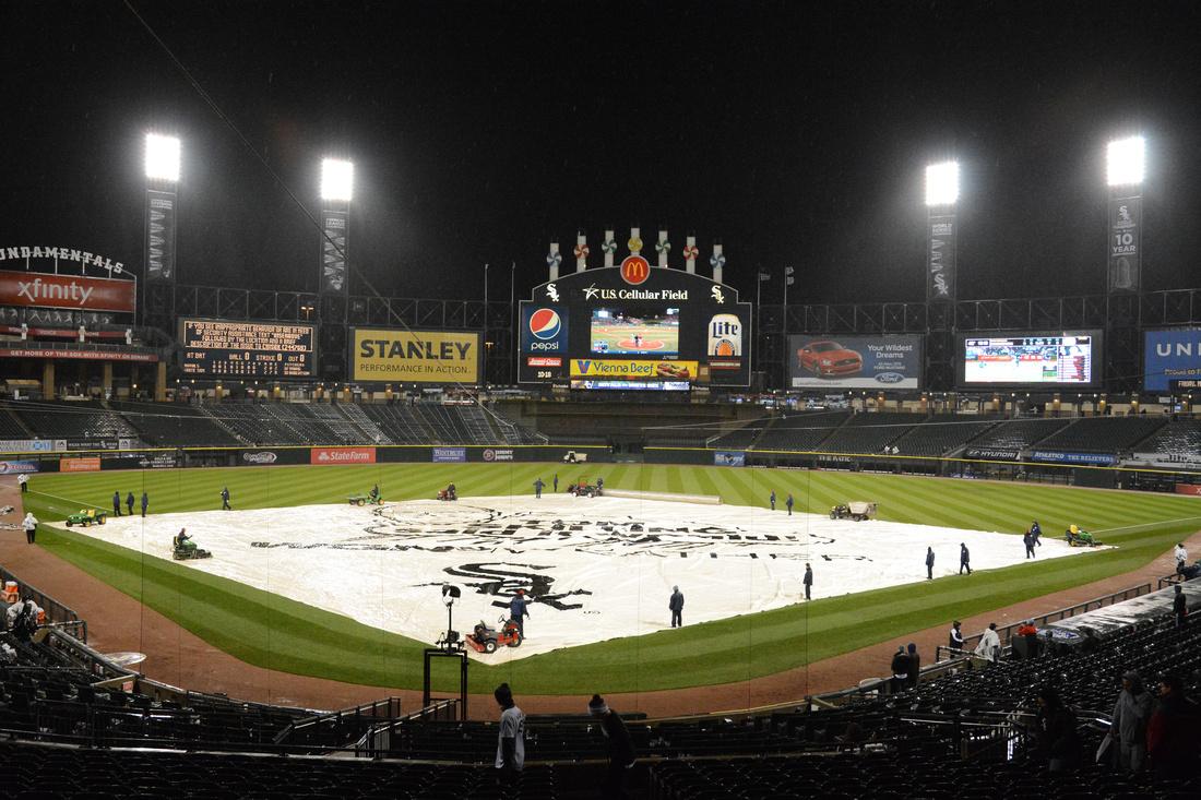 MLB: APR 24 Royals at White Sox