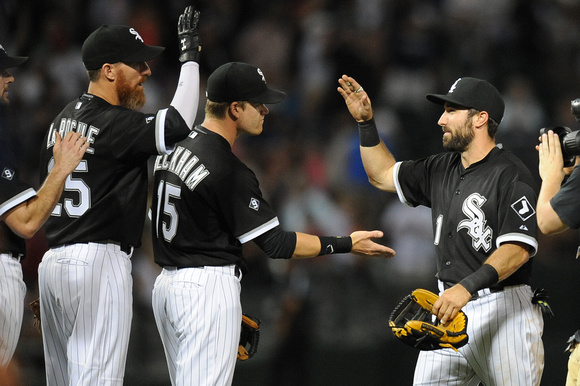 MLB: JUL 17 Royals at White Sox