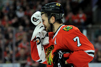 NHL: NOV 15 Flames at Blackhawks
