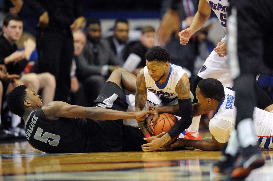 NCAA BASKETBALL: FEB 02 Providence at DePaul