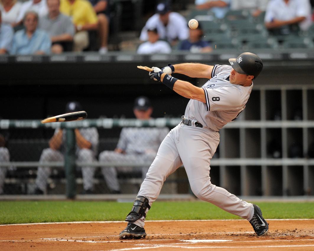 MLB: JUL 06 Yankees at White Sox