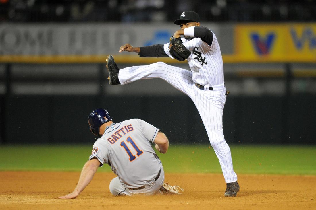 MLB: MAY 18 Astros at White Sox