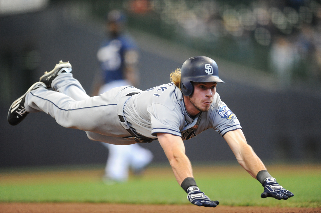 MLB: MAY 15 Padres at Brewers
