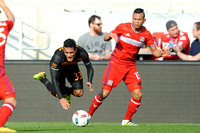 SOCCER: MAY 21 MLS - Dynamo at Fire
