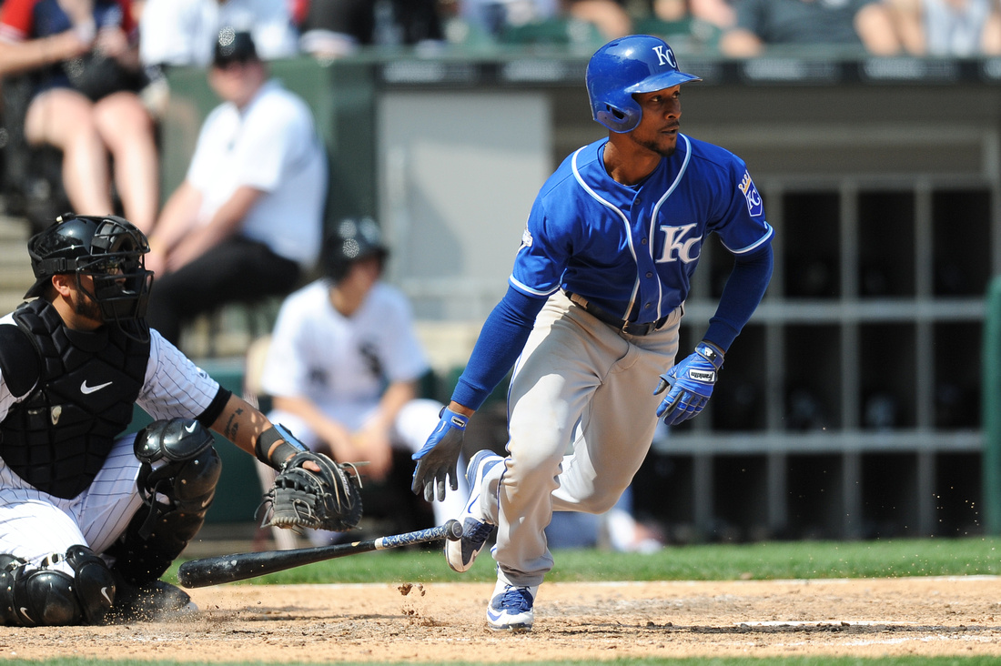 MLB: MAY 21 Royals at White Sox