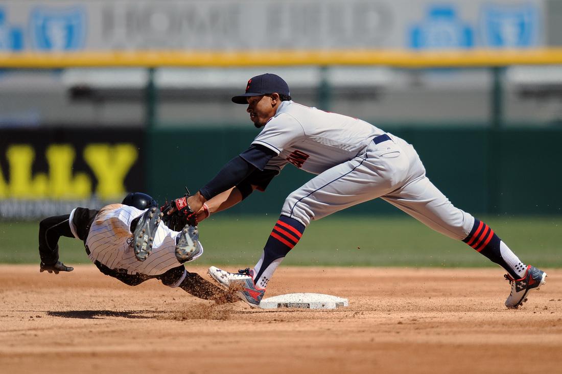 MLB: APR 09 Indians at White Sox