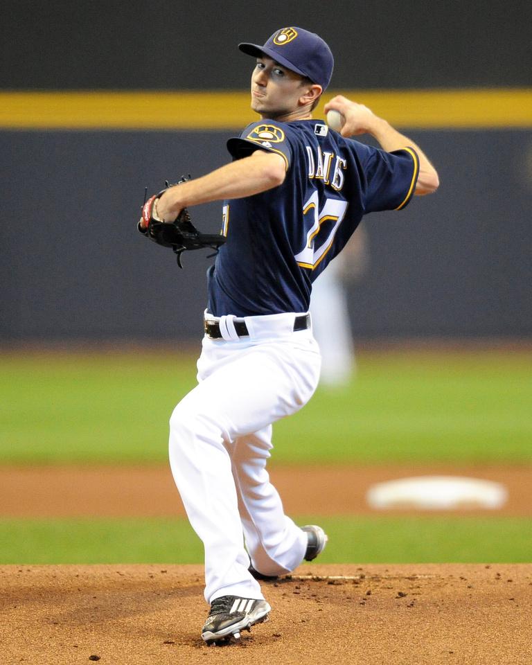 MLB: MAY 15 Padres at Brewers