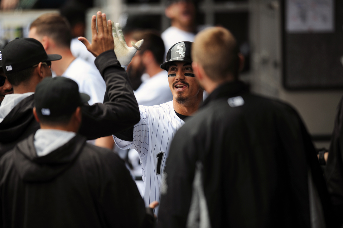 MLB: APR 20 Angels at White Sox