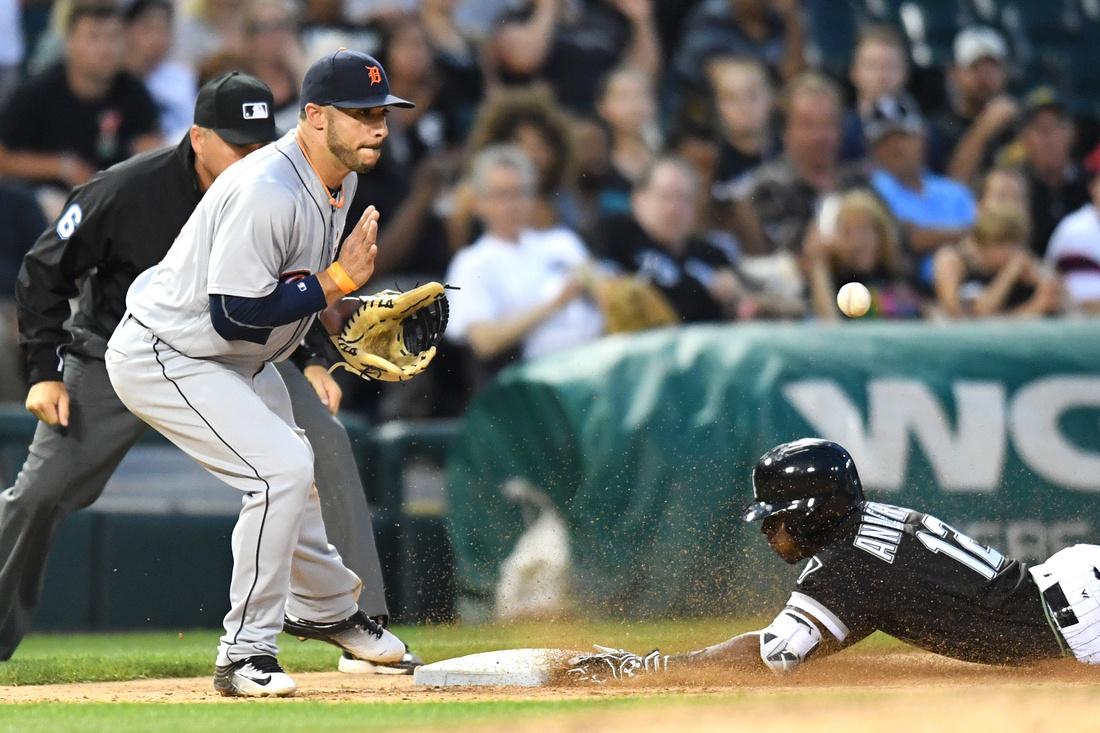 MLB: JUN 14 Tigers at White Sox