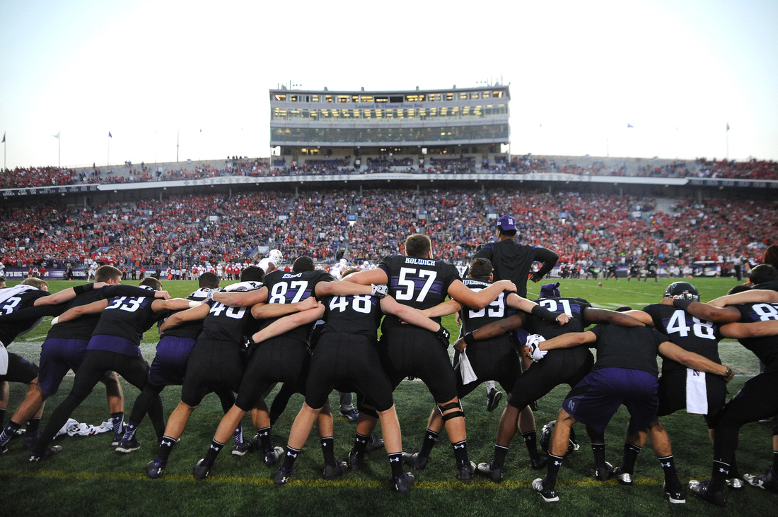 NCAA Football: Nebraska at Northwestern
